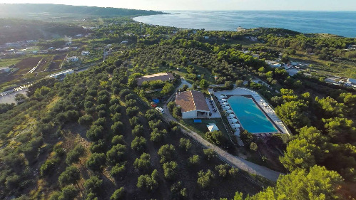 Residence Gli Stingi Vieste Puglia Italy