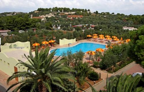 Residence Villa Candida Vieste Puglia Italy