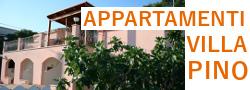 Villa pino vieste appartamenti lungomare europa