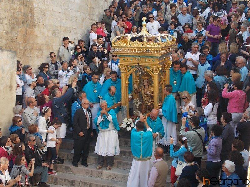 Foto e Scatti più belli del Gargano - Festa Santa Maria di Merino