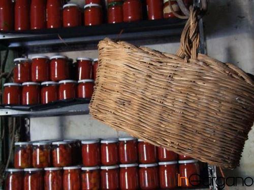 Passata di pomodoro fatta in casa - Portare sinonimo ...